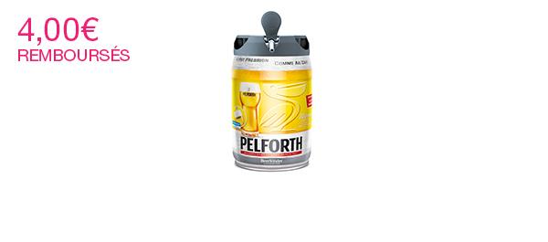 Fût Pelforth 5L