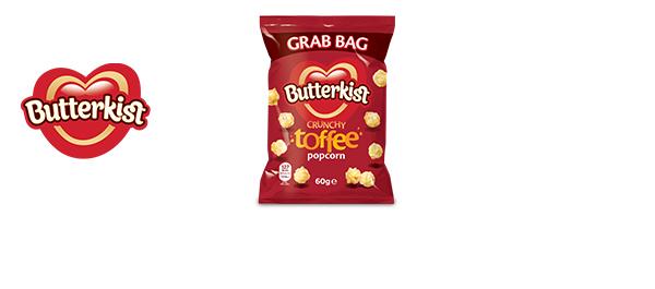 Butterkist Crunchy Toffee