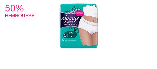 Culottes Always Discreet