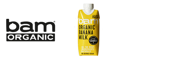 Bam Organic All Natural Milk Drinks