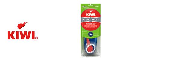 Semelles Kiwi Gel