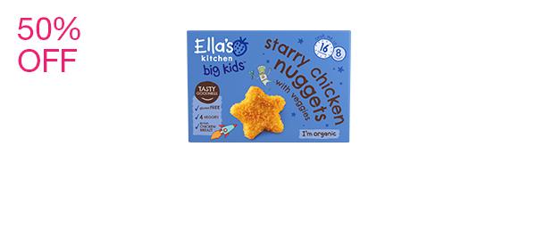 Starry Chicken Nuggets