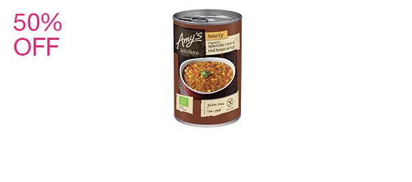 Organic Hearty Spanish Rice & Red Bean