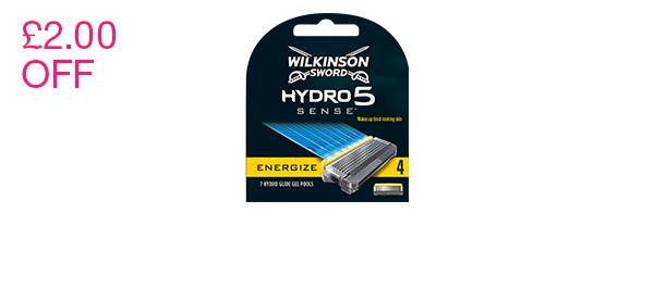 Hydro 5 Sense Blades