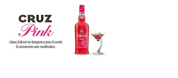 Porto CRUZ Pink
