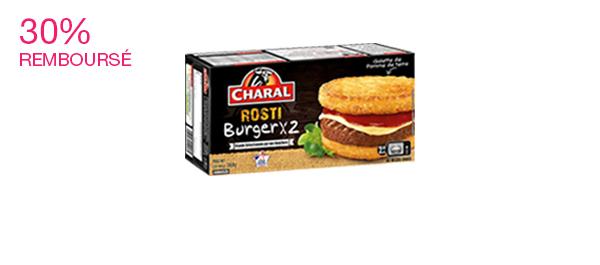 Rosti Burger x2