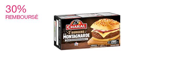 Burger à la Montagnarde x2