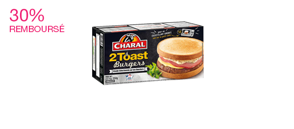 Toast Burger x2