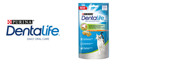 Purina® Dentalife® Cat Treats