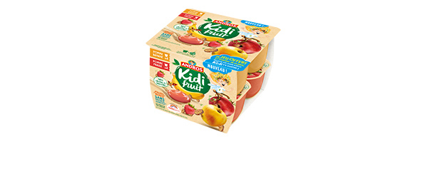 Kidifruit Pots x8