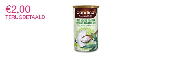 Candico Bio Agave Poeder