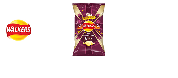 Walkers NEW Trendy Flavours