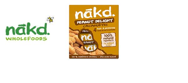 Nākd - Les barres de fruits et noix