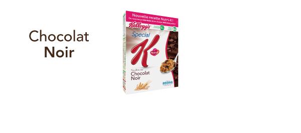 Special K® Chocolat Noir 300g