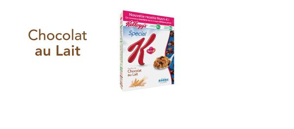 Special K® Chocolat au Lait 300g