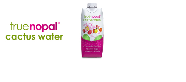True Nopal Cactus Fruit Water
