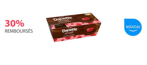 À valoir sur 2 Danette et Fruit