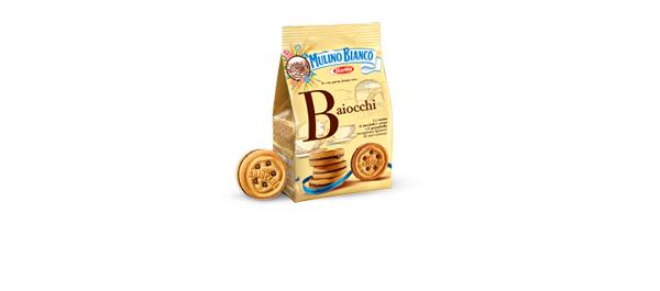 Biscuits Baiocchi 250g
