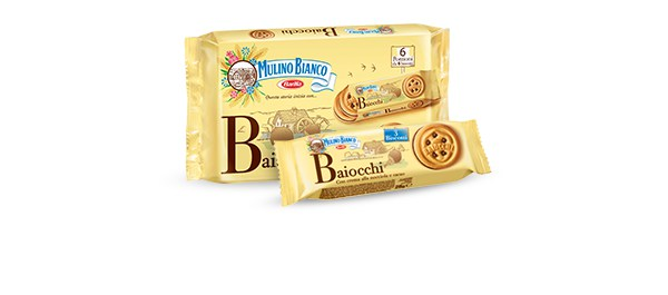 Biscuits Baiocchi 6 portions