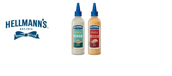Hellmann's Big Night In Sauces
