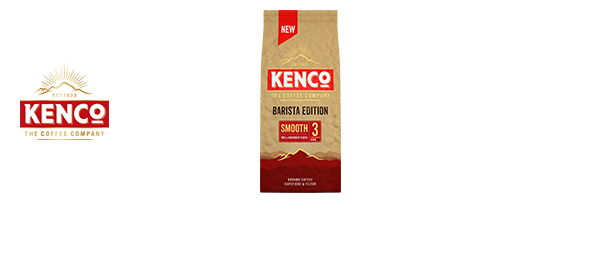 New Kenco Ground Coffee