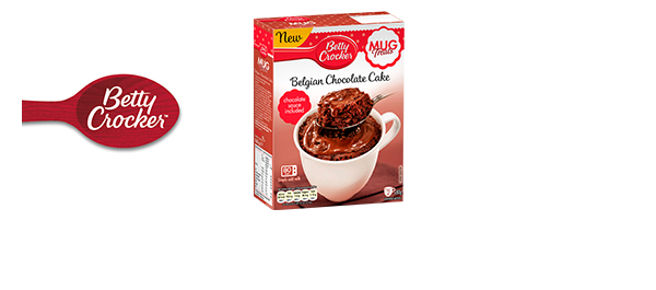 Betty Crocker Mug Treats