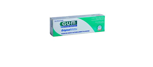 Les Dentifrices GUM®