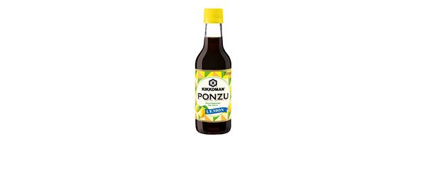 Nouveau : Sauce Ponzu et sauce Poke