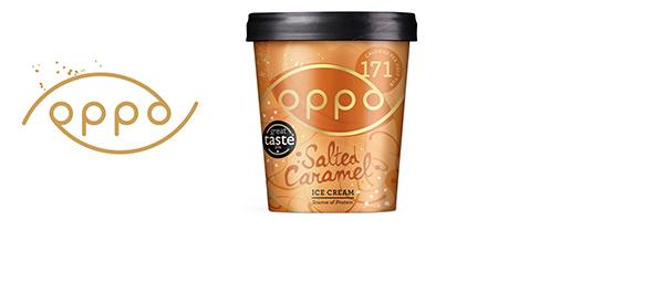Oppo Low Calorie Ice Cream