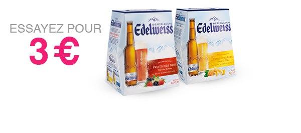 Bières blanches aromatisées