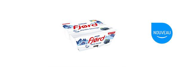 À valoir sur 1, 2 ou 3 Fjord