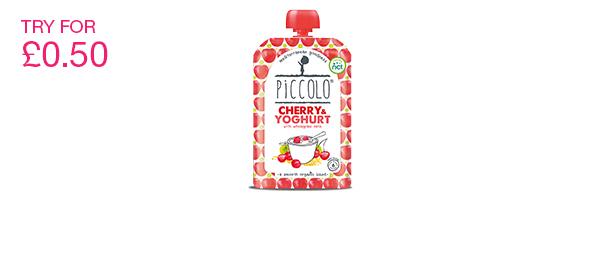 Cherry & Yoghurt