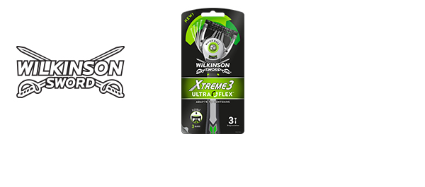 Wilkinson Sword Xtreme3 Ultraflex