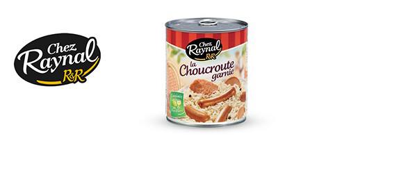 La Choucroute Garnie Chez Raynal