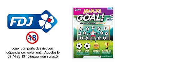 Maxi Goal ! illiko®