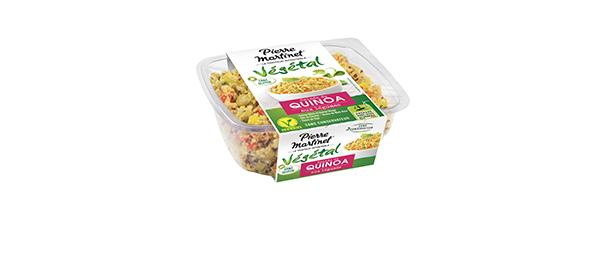 Les Salades Végétales