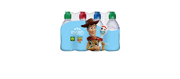 evian x Toy Story 12x33cl