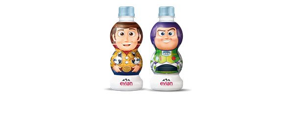 evian x Toy Story 31cl