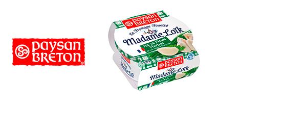 Le Fromage Fouetté Madame Loïk