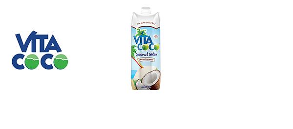 Les boissons Vita Coco