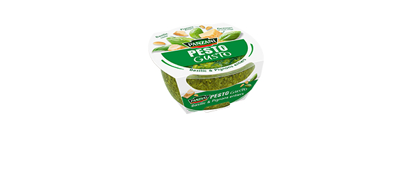 Les Pesto Gusto Panzani