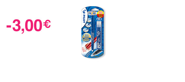 Pack multi-produits FriXion