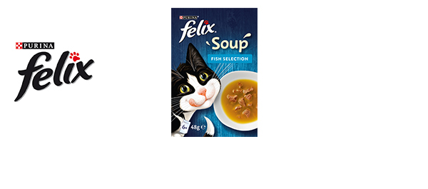 Felix® Soup Cat Food
