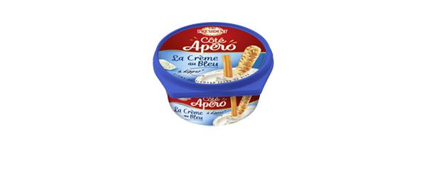 Les crèmes «Côté Apéro»