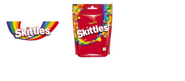 Les bonbons Skittles®