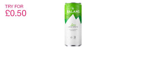 Balans Lime Aqua Spritz