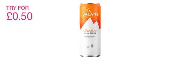 Balans Mandarin Aqua Spritz