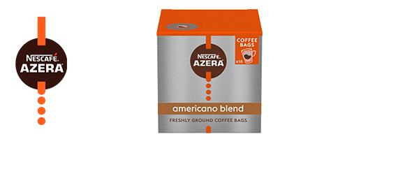 Nescafé Azera Coffee Bags