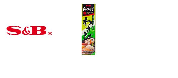 Condiments japonais S&B