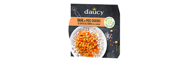 Dahl de pois chiches